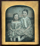 Thumbnail preview of Portrait of two sisters