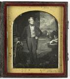 Visualizza Portret van een man, naar schilderij anteprime su