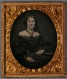 Visualizza Three-quarter-length portrait of a woman, fac… anteprime su