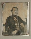 Thumbnail preview of Porträt des Redakteurs Reitmayer, um 1850.