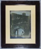 Visualizza View in Rome of the Portico of Octavia.  The … anteprime su
