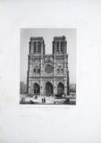 Visualizza Notre-Dame, église Métropolitaine, Paris. pla… anteprime su