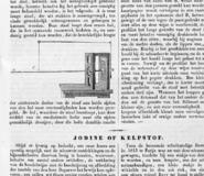 Thumbnail af Het silhouetteer-teekenwerktuig / Jodine of k…