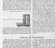 Stručný náhled Het silhouetteer-teekenwerktuig / Jodine of k…