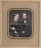 Visualizza Porträt eines unbekannten Ehepaares, halbfigu… anteprime su