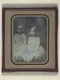 Stručný náhled Double portrait of unidentified children