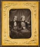 Visualizza Die Brüder Edmund Johann (1824-1906) und Will… anteprime su