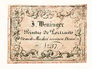 Miniaturansicht Vorschau von Zwei Etiketten von J. Weninger
