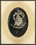 Thumbnail af Portrait de femme, en buste, de face, d'après…