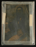 Thumbnail preview of Bildnis eines sitzenden Mannes in weißer Hose…