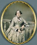 Visualizza Damenporträt, koloriert, Frankreich, ca. 1850… anteprime su