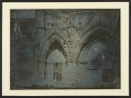 Visualizza Portrail d'église gothique anteprime su
