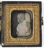 Visualizza Post-mortem portret van een baby anteprime su