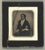 Thumbnail preview of Portrait of Anna Margrethe Kiær