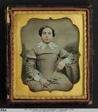 Esikatselunkuvan Bildnis einer sitzenden Frau näyttö
