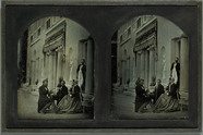 Visualizza Beaulieu: Jean-Gabriel Eynard, sa femme Anna,… anteprime su