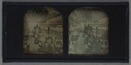 Thumbnail af View of the Great Exhibition 1851, Western, o…