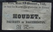 Visualizza photographer labels of Mr Houdet, a Paris, Fr… anteprime su