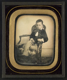 Thumbnail preview of Portrait of an unknown boy