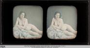 Visualizza Liegender weiblicher Akt anteprime su
