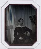 Visualizza Portrait de femme : Me Louis CAMUSET anteprime su