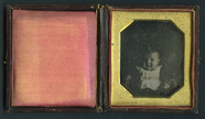 Thumbnail preview of Portrait of a baby