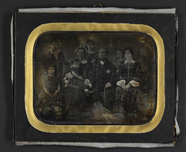 Thumbnail preview of Portrait of eight persons