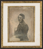 Visualizza Portrait of a man seated, looking to the left… anteprime su