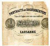 Visualizza Etikett von Samuel Heer anteprime su