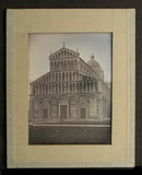 Visualizza View of the Duomo in Pisa showing many archit… anteprime su
