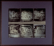 Thumbnail preview of relief of the main wall, first gallery, at th…