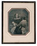 Thumbnail preview of Anna Henriette Stelzner geb. Reiners mit ihre…