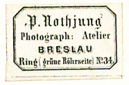 Thumbnail preview of Etikett von P. Nothjung