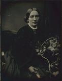 Miniaturansicht Vorschau von Porträt einer unbekannten Dame mit Buch