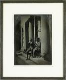Prévisualisation de Portrait en pied de Jean-Gabriel et Anna Eyna… imagettes