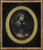 Miniaturansicht Vorschau von Dreiviertelporträt einer unbekannten Dame im …