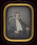 Visualizza Portrait d'une femme âgée anteprime su