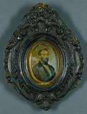 Visualizza Mann im 3/4 Profil, Dover, NH, USA, ca. 1848 anteprime su