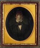 Visualizza Porträt eines jungen Mannes. Starke Silberkor… anteprime su