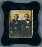 Prévisualisation de Freundschaftsporträt, ca. 1850. imagettes