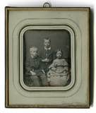 Visualizza Bildnis dreier Kinder: zweier Brüder und eine… anteprime su