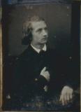 Miniaturansicht Vorschau von Porträt des jungen Herrn Weiske. Der junge Ma…