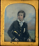 Thumbnail af Portrait of a young midshipman