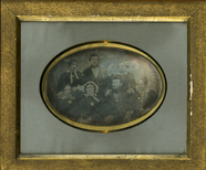 Visualizza Familiengruppe, Europa, ca. 1848. anteprime su