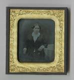 Stručný náhled Porträt einer Frau