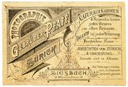 Visualizza Postkarte von Gebr. Pfaff anteprime su