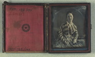 Thumbnail preview of Portrait of an unidentified woman