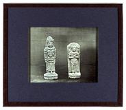 Visualizza statues of Bhima and of the Hindu God Shiva a… anteprime su