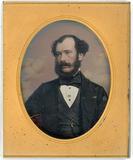Visualizza Half length portrait of a man with three quar… anteprime su