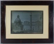 Miniaturansicht Vorschau von Landscape view of Rome, the Forum. In the for…